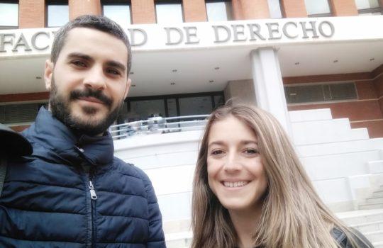 Finalización de la clínica jurídica en la Universidad Autónoma