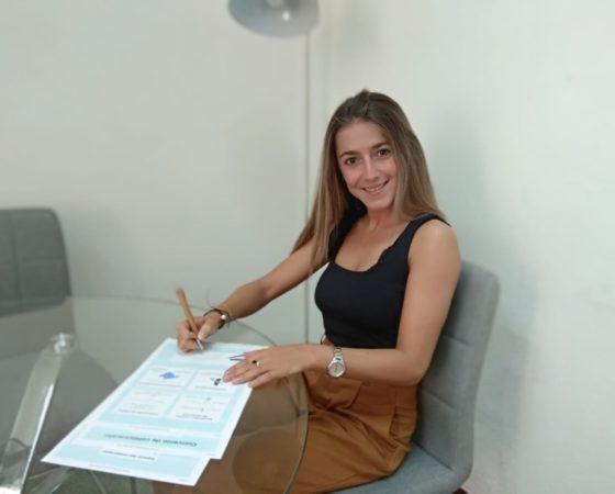 Beatriz Duro, nueva colaboradora habitual de A Definitivas